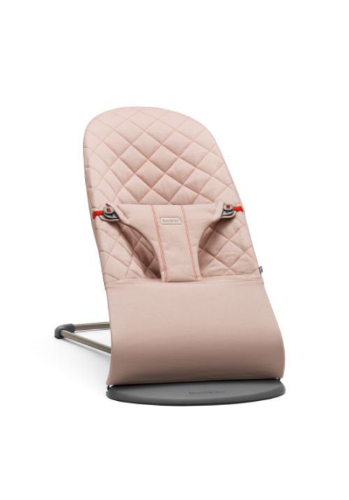 BabyBjörn LEHÁTKO BOUNCER BLISS OLD ROSE COTTON