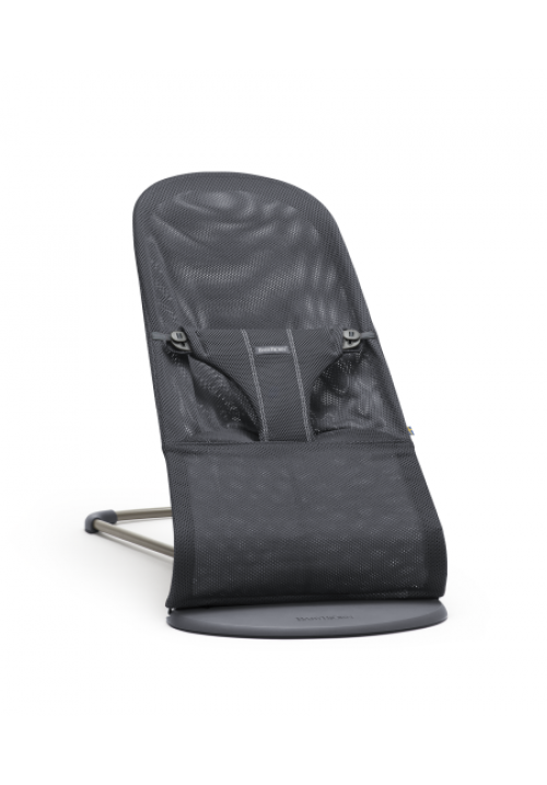 BabyBjörn LEHÁTKO BOUNCER BLISS Anthracite Mesh
