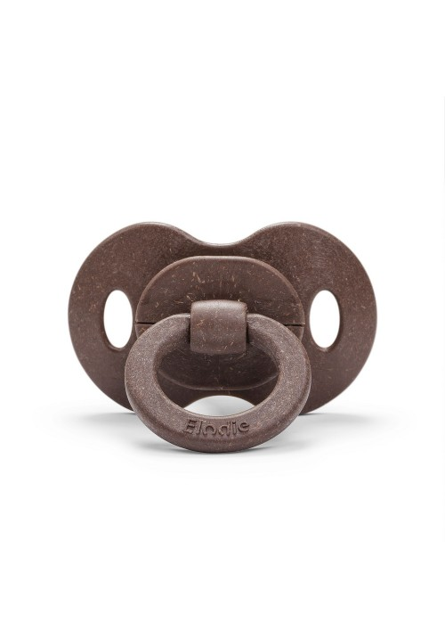 ELODIE DETAILS BAMBUSOVÝ CUMLÍK - BAMBOO PACIFIER - Chocolate